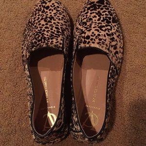 Vince Camuto Leopard Print Comfy Shoes-8-